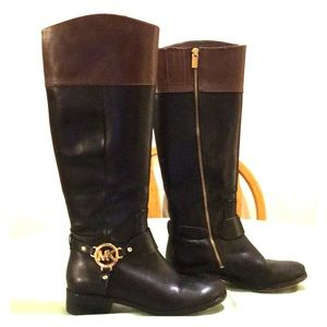 Authentic Michael Kors knee high boots size 6.5